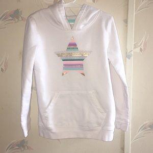 Girls Cat & Jack hoodie